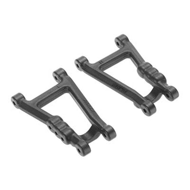 RPM 73282 Black Composite Heavy Duty Rear A-Arms: Traxxas Bandit