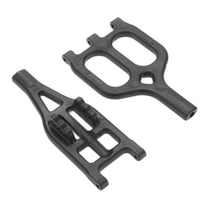 RPM 80462 Front or Rear Wide-Style A-Arms(2) Black Upper/Lower: T-Maxx 3.3/2.5-R
