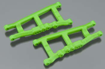 RPM 80704 Green Front or Rear A-Arms(2): 1/10 Slash 4x4 Stampede 4x4 1/10 Rally
