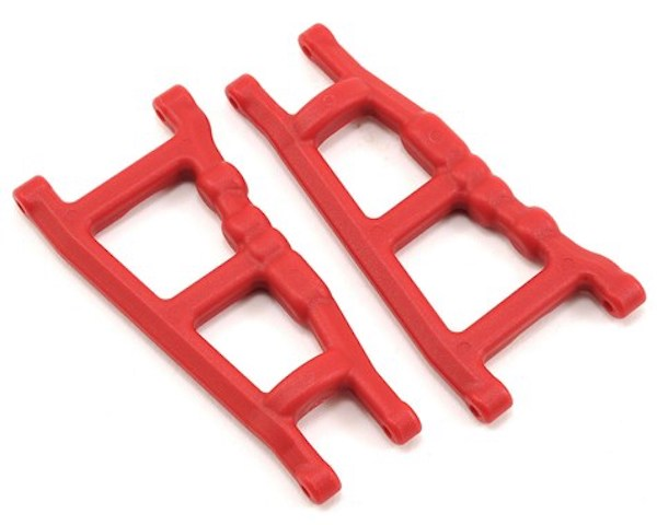 RPM 80709 Red Front/Rear A-Arms: Traxxas 1/10 Slash 4x4