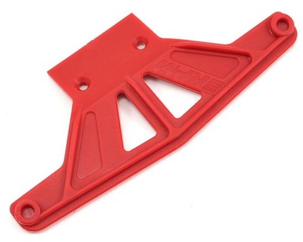 RPM 81169 Red Wide Front Bumper: Traxxas Stampede 2wd Rustler, Bandit VXL/XL-5
