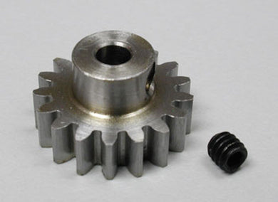 RRP 0170 Pinion Gear 32P/Pitch 17T/Tooth 1/8 Bore - Steel Alloy