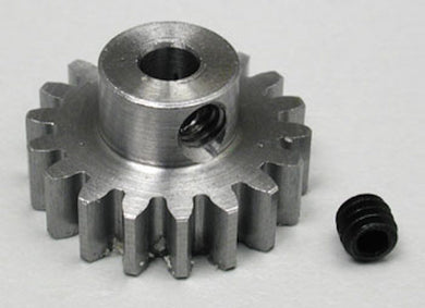 RRP 0180 Pinion Gear 18T/Tooth 32P/Pitch 1/8 Bore - Steel Alloy