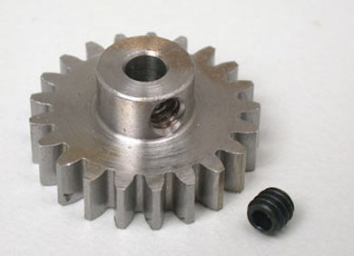 RRP 0210 Pinion Gear 32P/Pitch 21T/Tooth 1/8 Bore - Steel Alloy