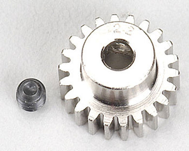 RRP 1022 Pinion Gear 22T/Tooth 48P/Pitch 1/8 Bore - Nickel Plated Steel
