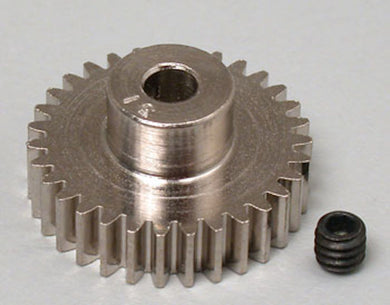 RRP 1031 Pinion Gear 31T/Tooth 48P/Pitch 1/8 Bore - Nickel Plated Steel