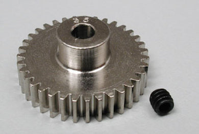 RRP 1035 Pinion Gear 35T/Tooth 48P/Pitch 1/8 Bore - Nickel Plated Steel