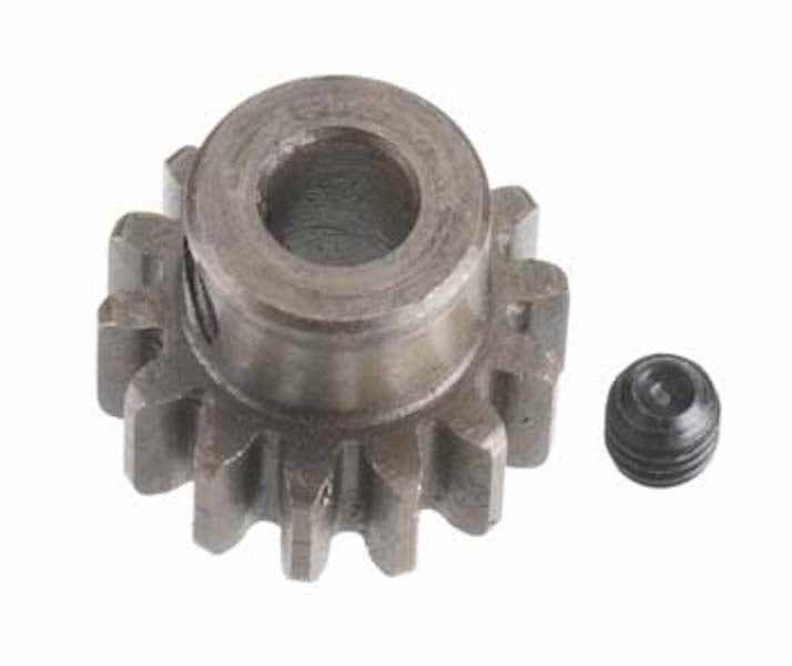 RRP 1214 Pinion Gear 5mm Bore 1mod 14T/Tooth - Extra Hard High Carbon Steel: Traxxas X-Maxx