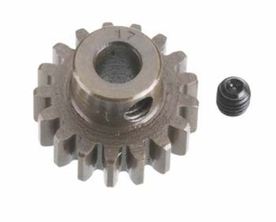 RRP 1217 Pinion Gear 5mm Bore 1mod 17T/Tooth - Extra Hard High Carbon Steel: Traxxas X-Maxx