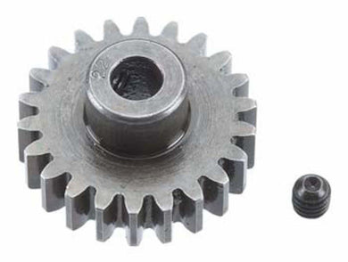 RRP 1222 Pinion Gear 5mm Bore 1mod 22T/Tooth - Extra Hard High Carbon Steel