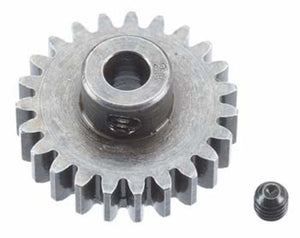 RRP 1223 Pinion Gear 5mm Bore 1mod 23T/Tooth - Extra Hard High Carbon Steel