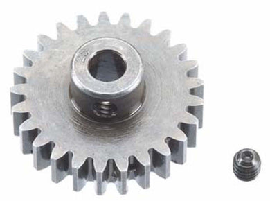 RRP 1225 Pinion Gear 5mm Bore 1mod 25T/Tooth - Extra Hard High Carbon Steel