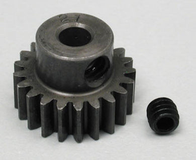 RRP 1421 Pinion Gear 1/8 Bore 48P 21T - Super Hard Absolute Steel
