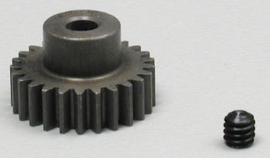 RRP 1425 Pinion Gear 1/8 Bore 48P 25T - Super Hard Absolute Steel