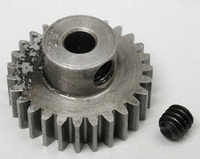 RRP 1427 Pinion Gear 1/8 Bore 48P 27T - Super Hard Absolute Steel