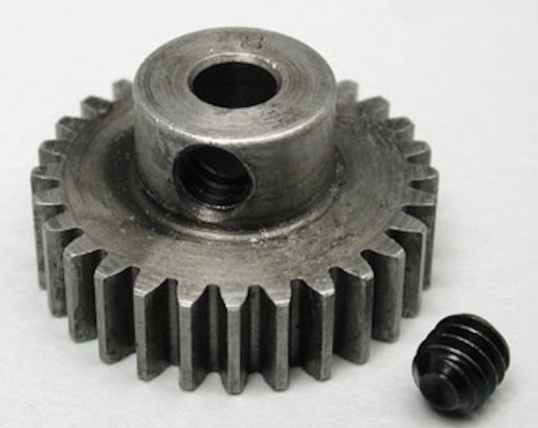 RRP 1428 Pinion Gear 1/8 Bore 48P 28T - Super Hard Absolute Steel