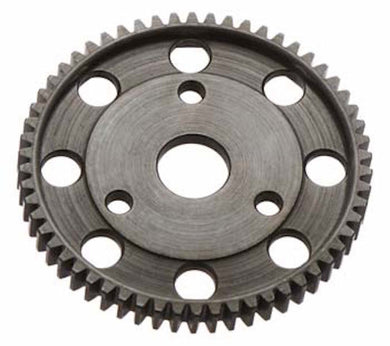 RRP 1558 Blackened Steel Spur Gear 32P 58T: Axial AX10 / Wraith