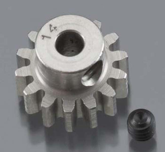 RRP 1714 Pinion Gear 1/8 Bore 32P 14T - Super Hard Absolute Steel
