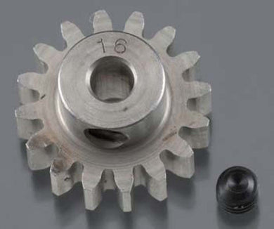 RRP 1716 Pinion Gear 1/8 Bore 32P 16T - Super Hard Absolute Steel