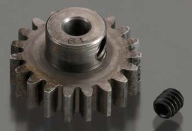 RRP 1719 Pinion Gear 1/8 Bore 32P 19T - Super Hard Absolute Steel