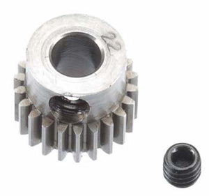 RRP 2022 Pinion Gear 5mm Bore 48P 22T - Machined Hard Steel
