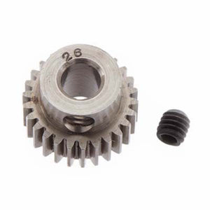RRP 2026 Pinion Gear 5mm Bore 48P 26T - Machined Hard Steel