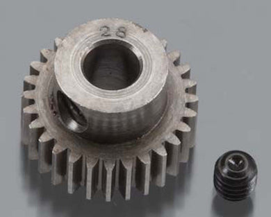 RRP 2028 Pinion Gear 5mm Bore 48P 28T - Machined Hard Steel