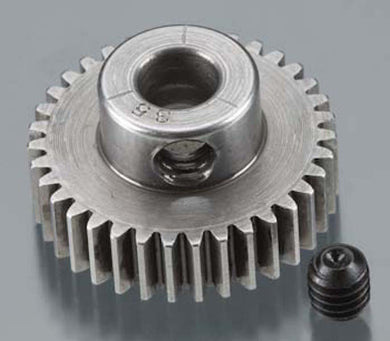 RRP 2035 Pinion Gear 5mm Bore 48P 35T - Machined Hard Steel