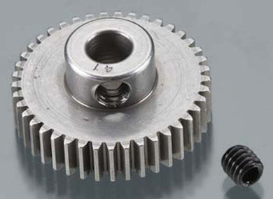RRP 2041 Pinion Gear 5mm Bore 48P 41T - Machined Hard Steel