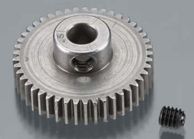 RRP 2045 Pinion Gear 5mm Bore 48P 45T - Machined Hard Steel