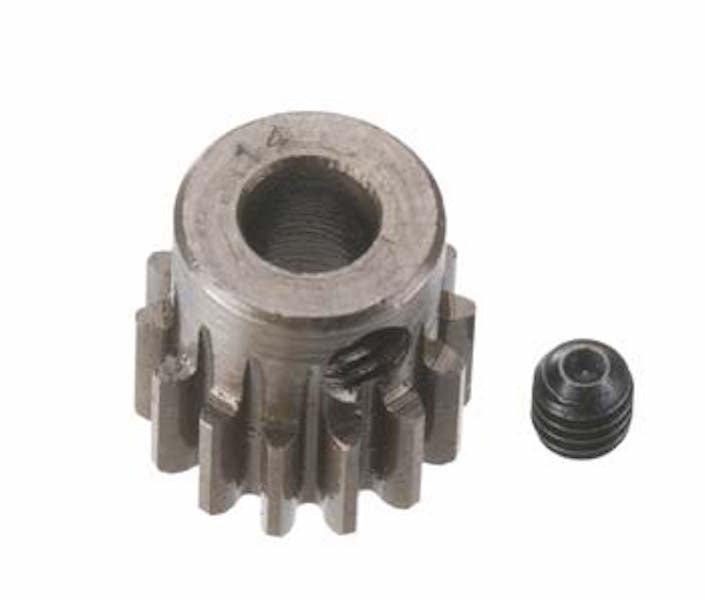 RRP 8714 Extra Hard 5mm Bore .8 Module(31.75P) Pinion 14T