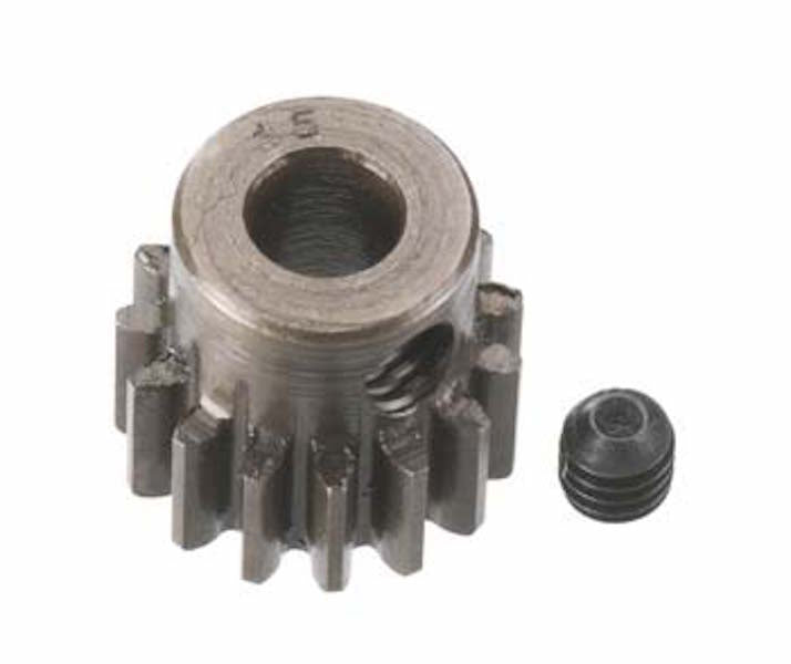 RRP 8715 Extra Hard 5mm Bore .8 Module(31.75P) Pinion 15T