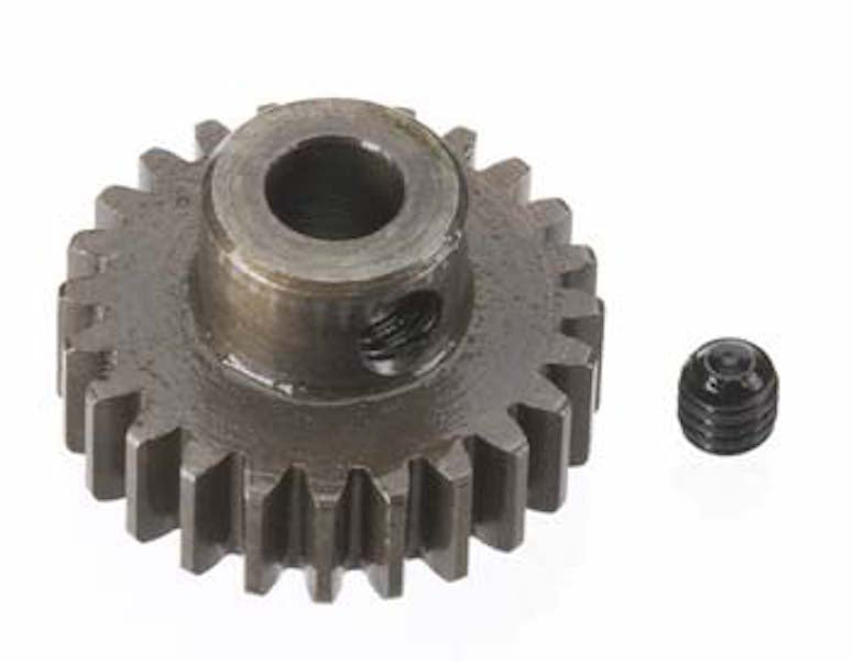 RRP 8724 Extra Hard 5mm Bore .8 Module(31.75P) Pinion 24T