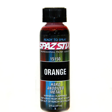 Spaz Stik SZX15150 Candy Orange Airbrush Paint 2oz