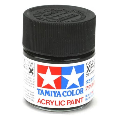 Tamiya 81510 Acrylic Paint 10ml Mini X-10 Gloss Gun Metal