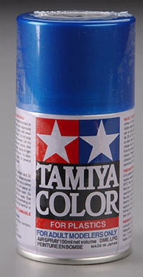 Tamiya 85019 Spray Lacquer 100ml Can TS-19 Metallic Blue
