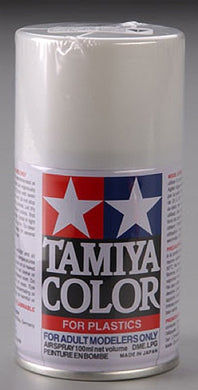 Tamiya 85045 Spray Lacquer 100ml Can TS-45 Pearl White