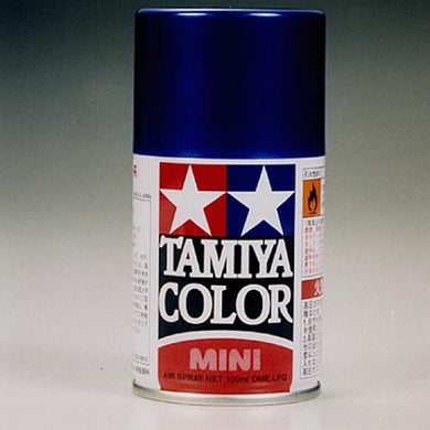 Tamiya 85051 Spray Lacquer 100ml Can TS-51 Racing Blue