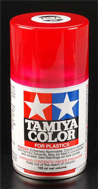 Tamiya 85074 Spray Lacquer 100ml Can TS-74 Clear Red