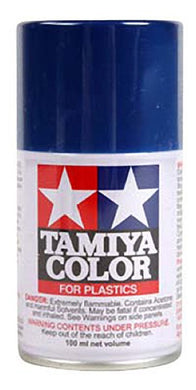 Tamiya 85079 Spray Lacquer 100ml Can TS-79 Semi Gloss Clear