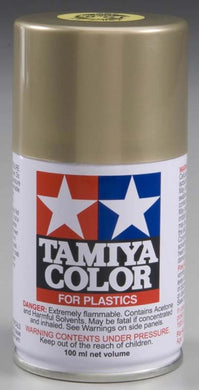 Tamiya 85084 Spray Lacquer 100ml Can TS-84 Metallic Gold