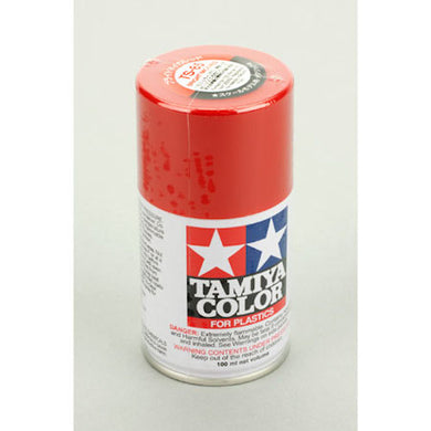Tamiya 85085 Spray Lacquer 100ml Can TS-85 Bright Mica Red