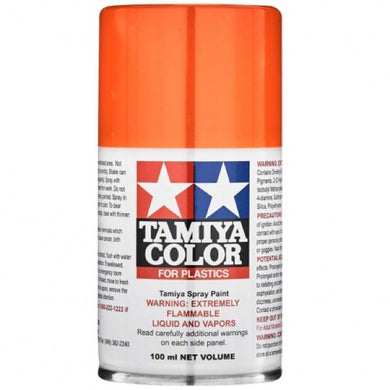 Tamiya 85098 Spray Lacquer 100ml Can TS-98 Pure Orange