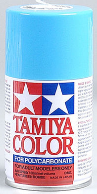 Tamiya 86003 Polycarbonate RC Body Paint 100ml Spray Can PS-3 Light Blue