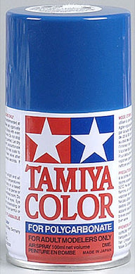Tamiya 86004 Polycarbonate RC Body Paint 100ml Spray Can PS-4 Blue