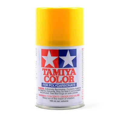 Tamiya 86006 Polycarbonate RC Body Paint 100ml Spray Can PS-6 Yellow
