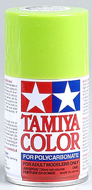Tamiya 86008 Polycarbonate RC Body Paint 100ml Spray Can PS-8 Light Green