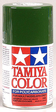 Tamiya 86009 Polycarbonate RC Body Paint 100ml Spray Can PS-9 Green