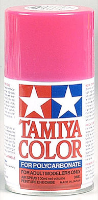 Tamiya 86033 Polycarbonate RC Body Paint 100ml Spray Can PS-33 Cherry Red