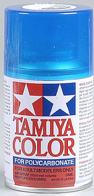 Tamiya 86039 Polycarbonate RC Body Paint 100ml Spray Can PS-39 Translucent Light Blue